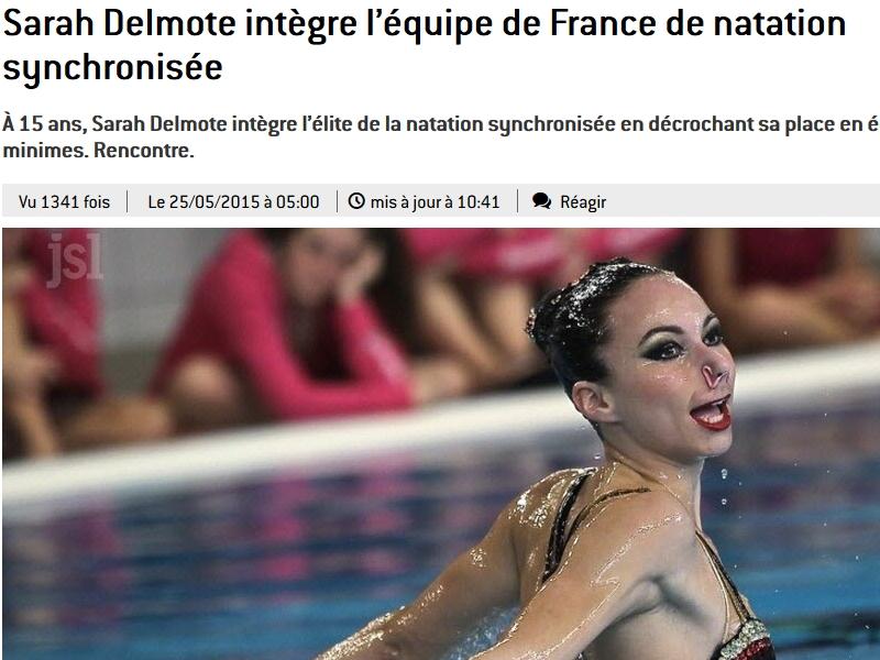 Journal de Saone et Loire – 25 mai 2015
