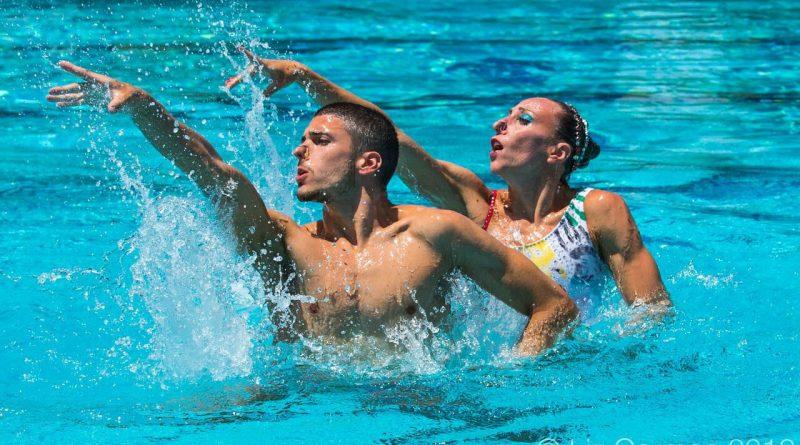 La natation artistique s'ouvre à la mixité, l'ASL aussi