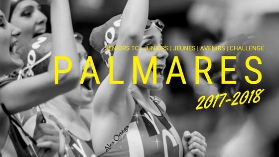Palmares 2017-2018
