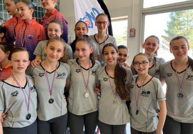 N3 Jeunes Fina : 6 médailles !