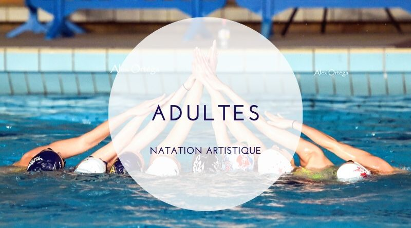 Natation artistique Adultes